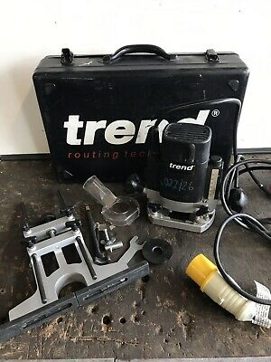 Trend T5 Router  1/4 inch Collet 110v