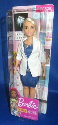 Barbie Collector Girls You Can Be Anything Doctor Barbie Doll