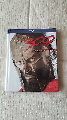 300: The Complete Experience (Blu-ray) Digibook USA edition