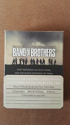 Hermanos de sangre Band of Brothers  - DVD