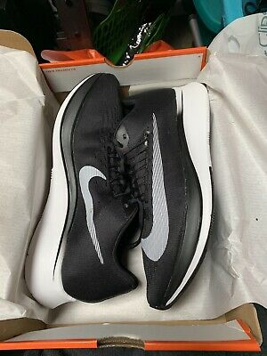finest selection aee40 904e2 Nike Zoom Fly Mens Running Shoes Black White Anthracite 880848 001 New Size  11