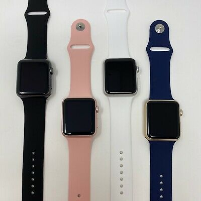 Apple Watch Series 1 Aluminum 42MM - Silver Space Gray Rose Gold | Good B-Grade