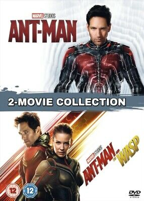 Ant-Man: 1 & 2 Movie Collection (DVD 2 DISC BOX SET, 2018) *NEW/SEALED*