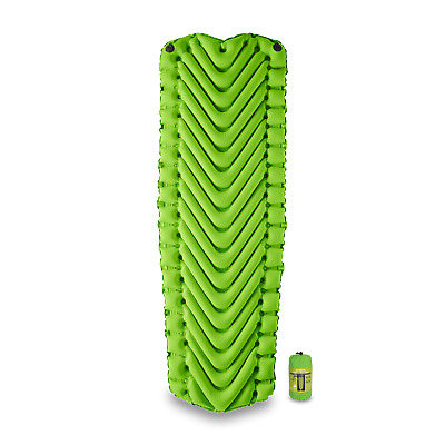 KLYMIT Static V OVERSIZED XL Camping Sleeping Pad - FACTORY REFURBISHED
