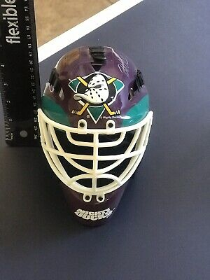 3 New Nhl Hockey Mini Goalie Mask Cake Toppers 29 Teams Available