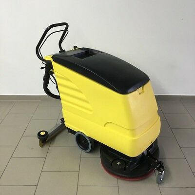 Karcher BD 530 SCRUBBER DRYER WITH NEW BATTERY