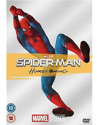 Spider-Man - Homecoming (DVD, 2017) *NEW/SEALED* 5035822229136, FREE P&P