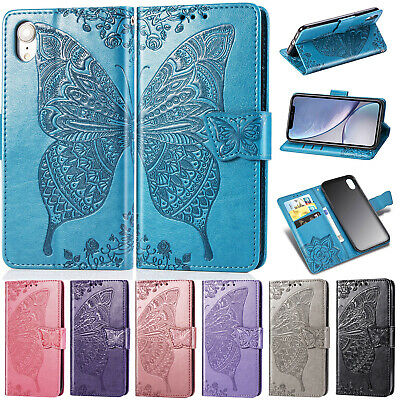 iPhone 6s Plus 7 Plus 8 Case Magnetic Flip Wallet Stand Leather Cover For Apple
