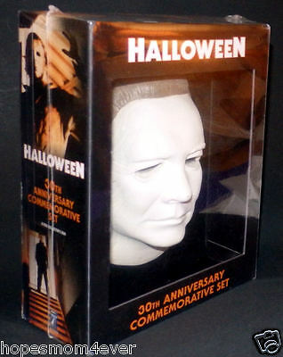 NEW Halloween 30th Anniversary Commemorative 6-Disc Set DVD Limited Edition 2008