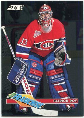 Patrick Roy Inserts Parallels Verzamelkaarten: sport Choose From List Montreal Canadiens Avalanche