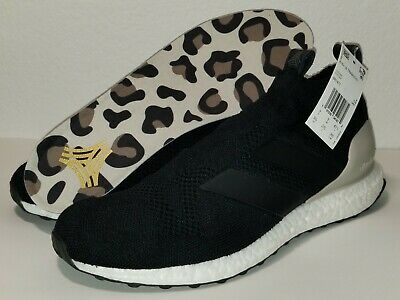 a91df709afed6 Adidas Ace 16+ Purecontrol Ultraboost Leopard Core Black Brown Size 9.5  (BB7417)
