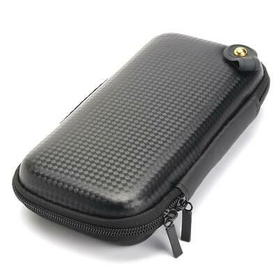 Slim Semi-Hard Protective Personal Vape Battery Zipper Travel Carry Case For Pen