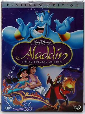 Aladdin ( 2-Disc Set) - Build your own Disney DVD lot and save on shipping