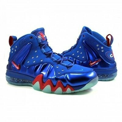size 40 f03b9 75d03 BRAND NEW Mens Nike Barkley 76ers Posite Max 555097-300 Energy Fire  Sneakers DS
