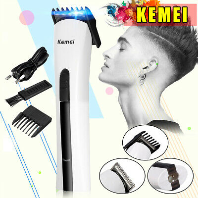 Men's Hair Clipper Beard Body Trimmer Shaver Groomer Cordless Rechargeable