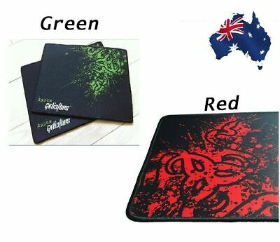 Mouse pad Razer Best Quality Smooth Gaming Rubber & Smooth Fabric Mouse Pad PC