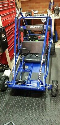 Off road 2 seater go kart fast
