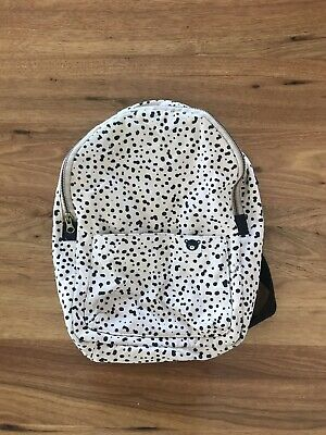 Huxbaby Backpack Dalmatian Print