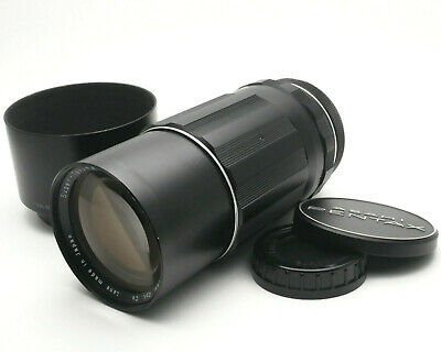 【Exc+5】Pentax Super-Takumar 200mm f/4 MF Telephoto Lens for M42 From JAPAN #14