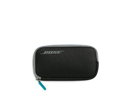 Brand new authentic Bose QC20 carry case black