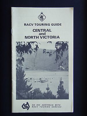 Rac Vic Racv Touring Guide Central And North Victoria