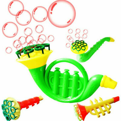 Water Blowing Toys Bubble Gun Soap Bubble Toys Blower Outdoor Kids Children Toys