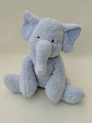 Mothercare Henry Blue Elephant Baby Soft Toy Plush Cuddly Teddy Comforter