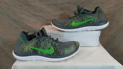 quality design 4038e 00941 NIKE FREE 4.0 Flyknit Men's Running Shoes/Trainers. Size 7. Used. V G  Condition