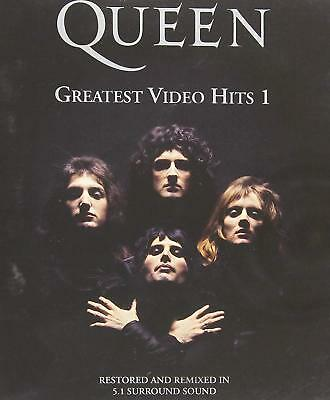 Queen Greatest Video Hits DVD All Regions NTSC NEW 5.1 surround sound