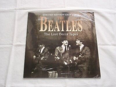 The Beatles - The Lost Decca Tapes - mcps, Limited Edition Grey Vinyl, Sealed!!