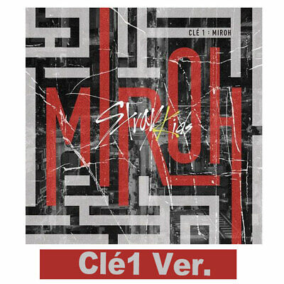 Clé 1 : MIROH by STRAY KIDS The 4th Mini Album [Clé1 Ver.]