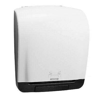 Katrin 90045 Inclusive System Hand Towel Dispenser White Boxed