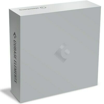 Steinberg Cubase Elements 10 Digital Audio Workstation