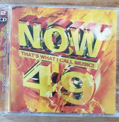 Various Artists : Now Thats What I Call Music! Volume 49 CD