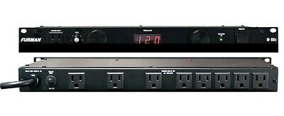 Furman M-8Dx 15 Amp AC Power Conditioner for Rack Mount System M8DX NEW 2DAY SHI