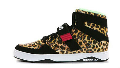 promo code 9ad48 4a859 Women s Adidas Space Diver 2.0 W High Top Leopard Print Trainer LAST PAIR  ...