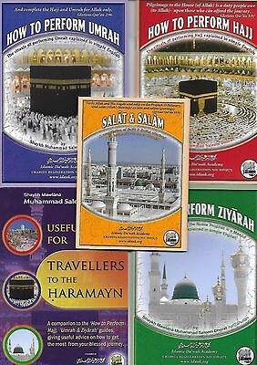 Complete Hajj & Umrah Guide Pocket Size Collection          Islamic Books UK 786