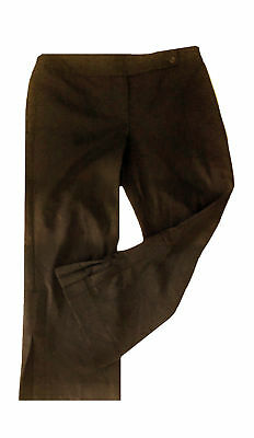 Limited Drew Fit Womens size 2 Dark Brown 3/4 Length Capris Cropped NEW with Tag