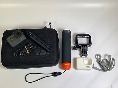 GoPro HERO5 Black 4K Waterproof Action Camera Camcorder **BUNDLE** GRADE A