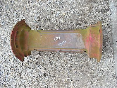 Farmall IH B tractor left side main IH axle housing