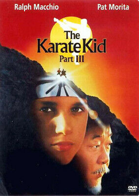 The Karate Kid Part 3 DVD NEW