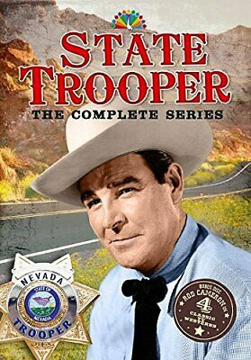 State Trooper: The Complete Series (11 Disc) DVD NEW