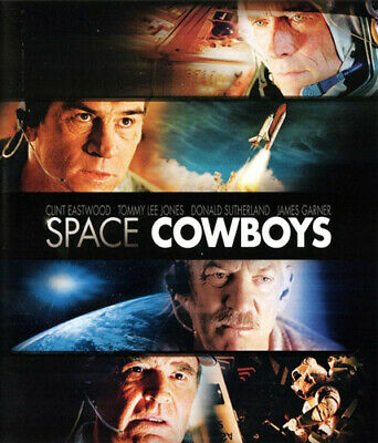 Space Cowboys BLU-RAY NEW