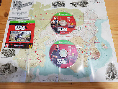 RED DEAD REDEMPTION II 2 - XBOX ONE (senza custodia rigida)