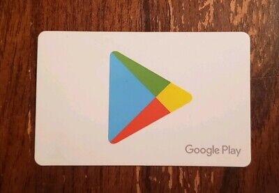 Google Play Gift Card $25 - Email OR Mail delivery