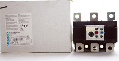 1PC NEW SIEMENS Thermal Overload Relay 3UA6140-3J 110-135A