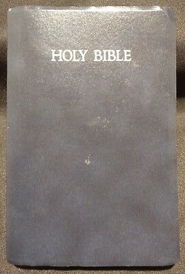 Holy Bible King James Version Kjv Red Letter Dictionary Concordance Nelson 1998