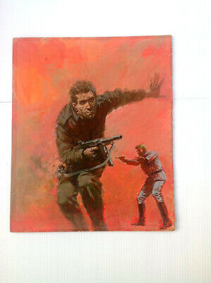 Original Comic Art of WAR PICTURE LIBRARY Cover #785