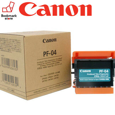NEW Canon PF-04 Printhead 3630B001 Printer Head Printer from Japan Tracking F/S