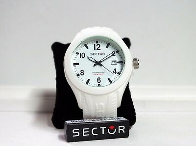 !!!NEW!!! Orologio SECTOR unisex STEELTOUCH 3H SHINY WHITE